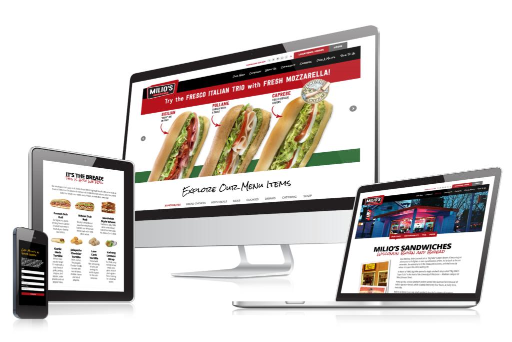 milios web portfolio