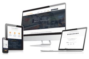 paradigm web portfolio