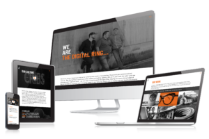 the digital ring web portfolio